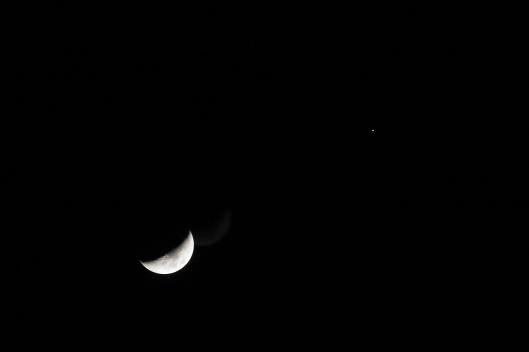 2013/3/17木星合月