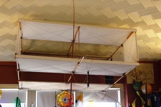 古老的氣象探空飛機