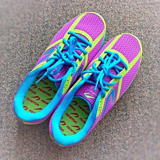 我的跑步鞋Energy NR!