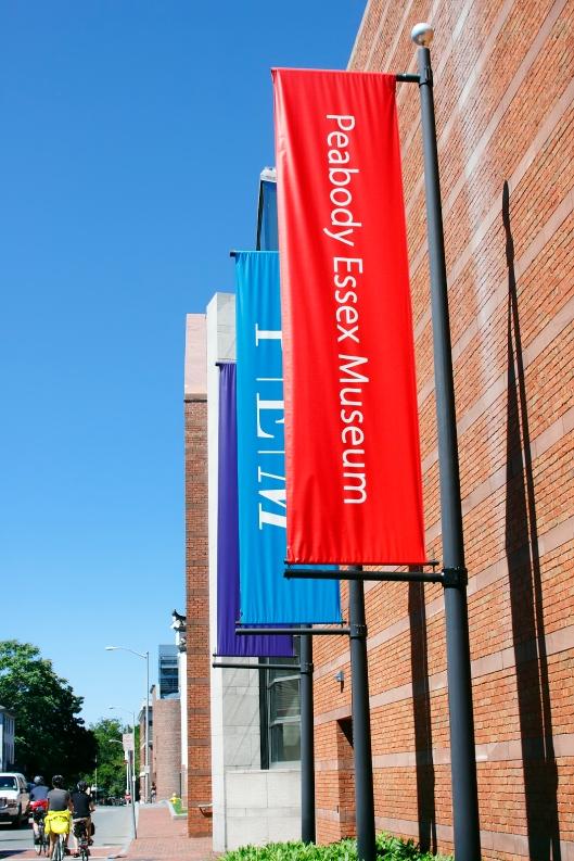博物館背面的起點區(賽後補照)